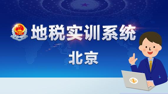 地税实训系统(北京)